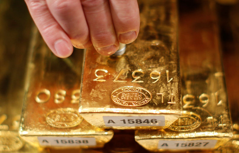 Gold's Powerful Rally Has Bulls Setting Their Sights on $1,800