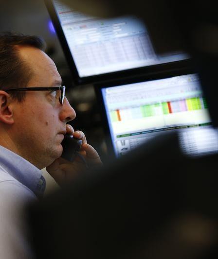 Global stocks rally on treatment hopes, currencies await ECB