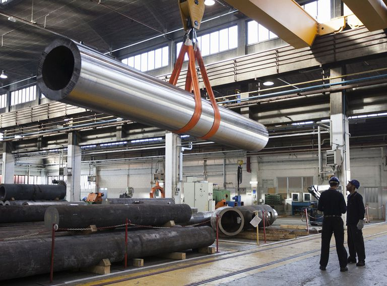 India's industrial production grows 13.6% in June on low base effect