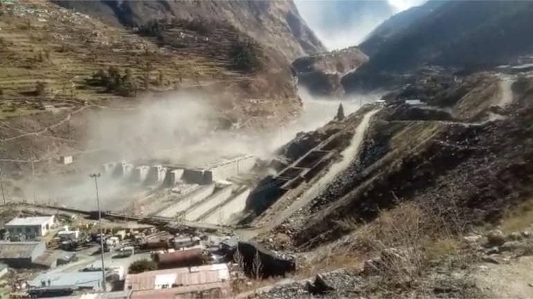 Uttarakhand Floods: 4 Hydropower units face damage, other dams on alert